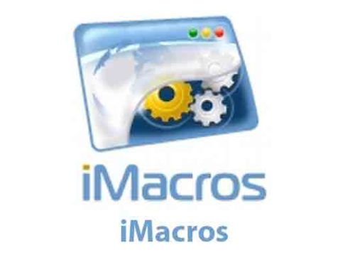 Tech Tip – Using iMacros for Browser Automation